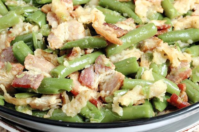Rita's Green Bean Special