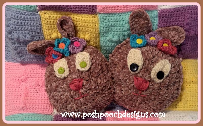 Velvet Bunny Amigurumi Free Crochet Pattern in 2020 (With images ... | 499x800