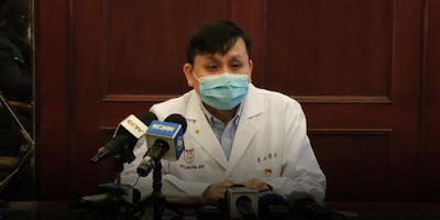 Nasehat dokter Zhang Wenhong