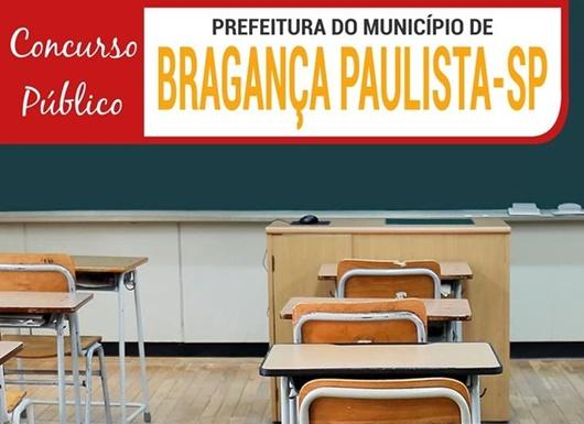 CONCURSO MUNICÍPIO DE BRAGANÇA PAULISTA