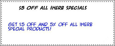 iHerb special offer