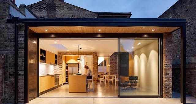 The Victorian Notch House by Platform 5 Architects