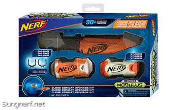 Bộ Phụ Kiện Súng Nerf Close Combat Upgrade Kit