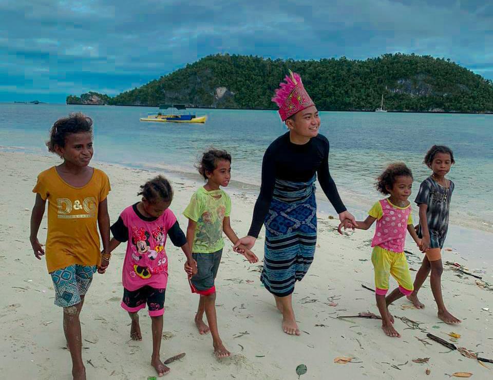 Berkunjung Ke Raja Ampat Papua, Ini Harapan Delegasi Devisi Pendidikan Luwu Utara