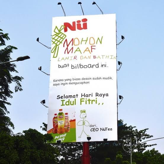 billboard nu green tea