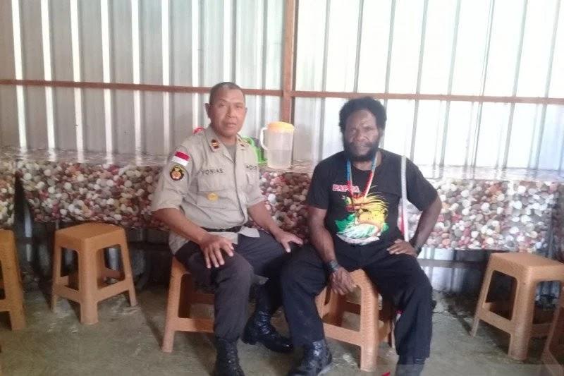 Kepala Suku Abelom Kogoya Sempat Diancam Ditembak Mati KKB Pimpinan Numbuk Telenggen