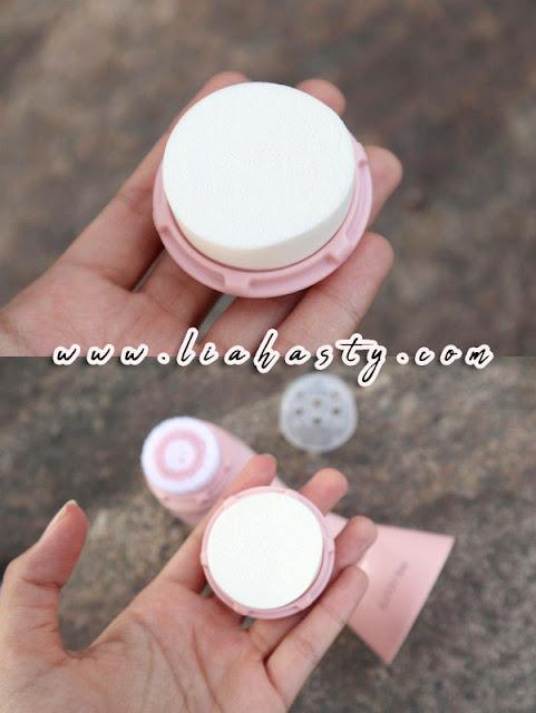 Peranti Sudeenbe 3 fungsi dalam 1 dan Cleanser Cream Swissvita