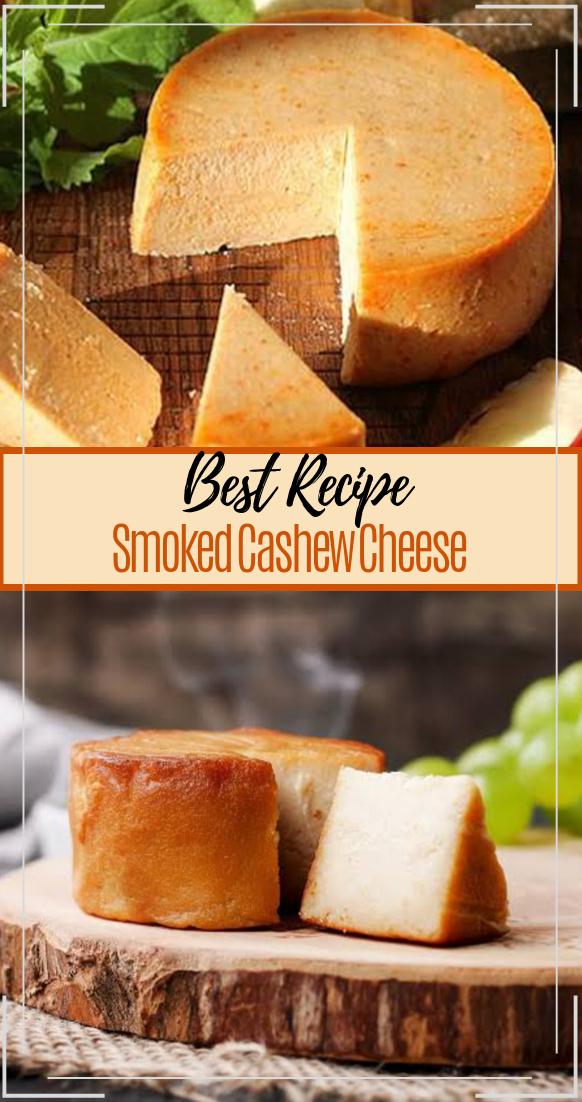 Smoked Cashew Cheese #healthyfood #dietketo #breakfast #food