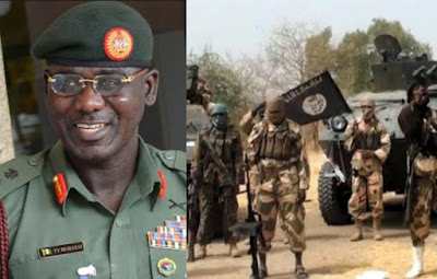 22 Soldiers Including A Major, Declared Wanted For Running From Boko-Haram