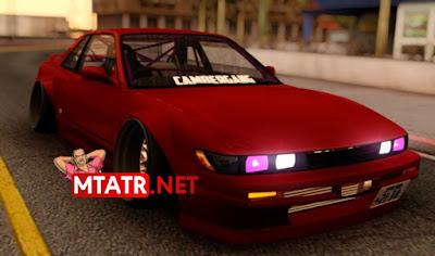 MTA SA Nissan Silvia S13