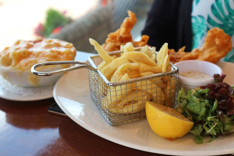 duck bay loch lomond menu