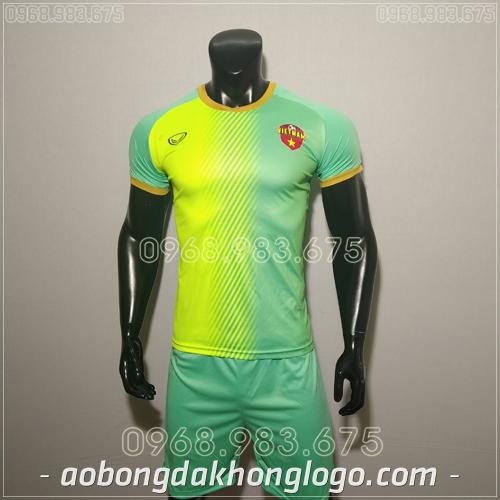 Áo việt nam Fifa 4 màu xanh chuối