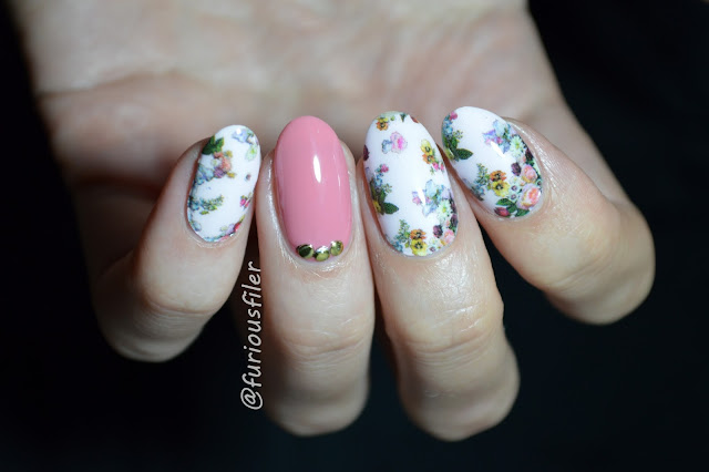 flower nail wraps studs ted baker