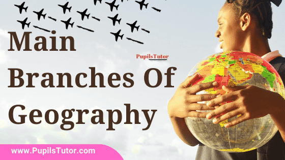 What Are The Two Main Branches Of Geography?   Meaning And Contribution Of Physical And Human Geography   Major Divisions And Branches Of Geography