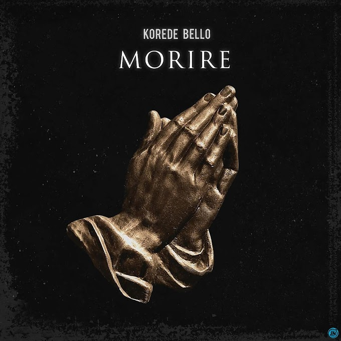 DOWNLOAD Mp3: Korede Bello - Morire