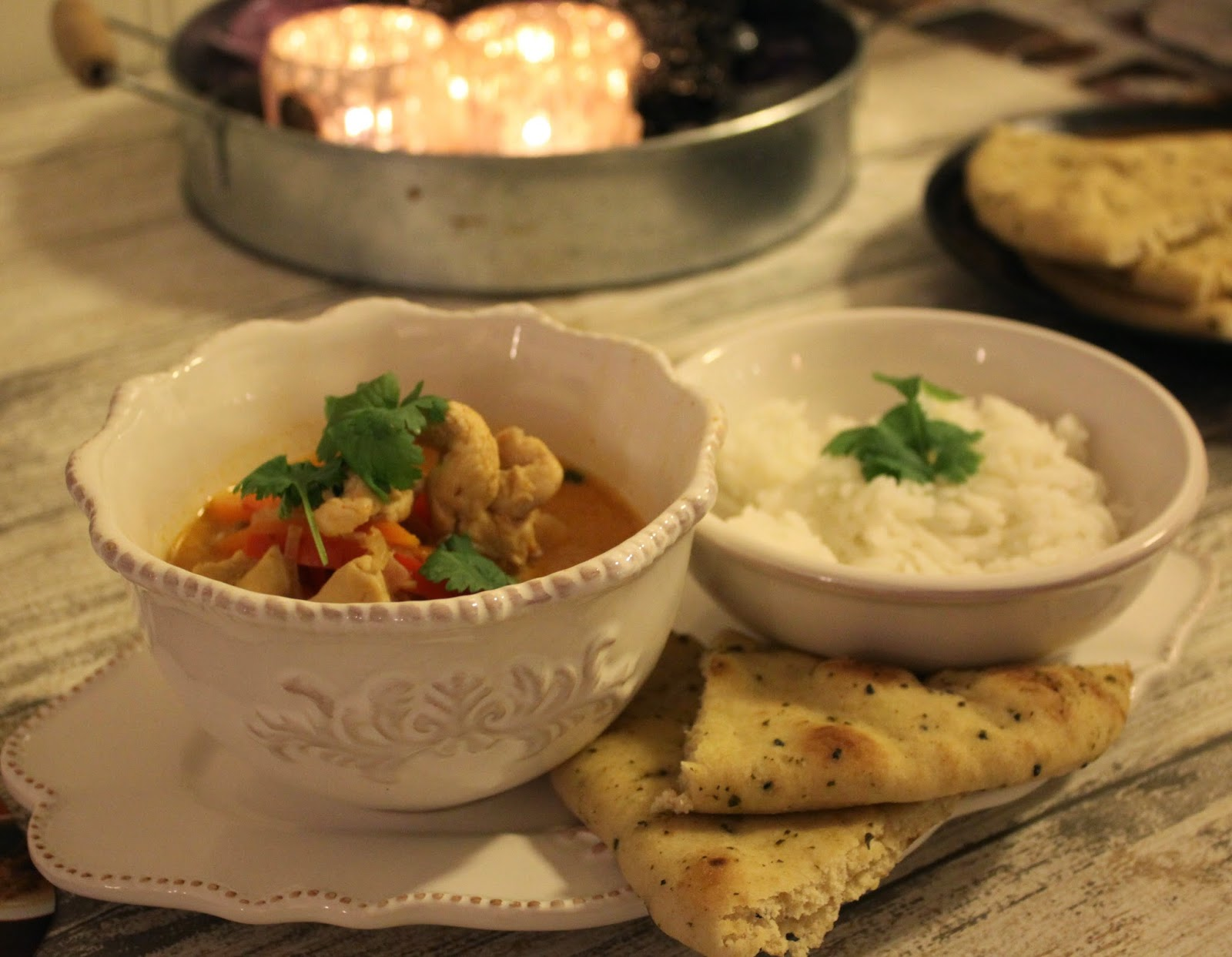 kylling curry suppe