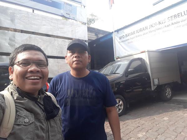 Pak Syarif Petugas Keamanan BPJS Proklamasi, Jakarta Pusat