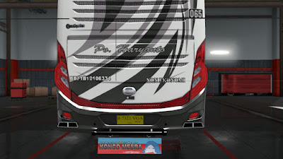 Livery HR 065 By DOLAN RAMS For SHD Pack Ojepeje team