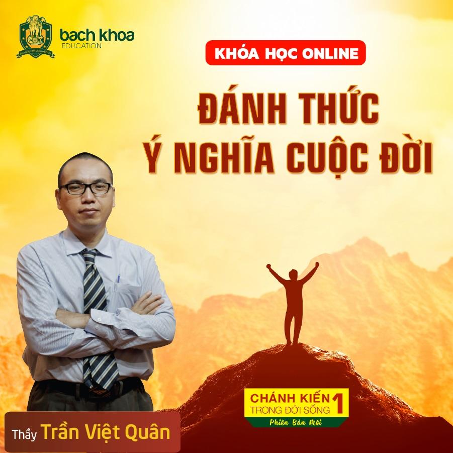Share khóa học thầy Trần Việt Quân - On.bke.edu.vn