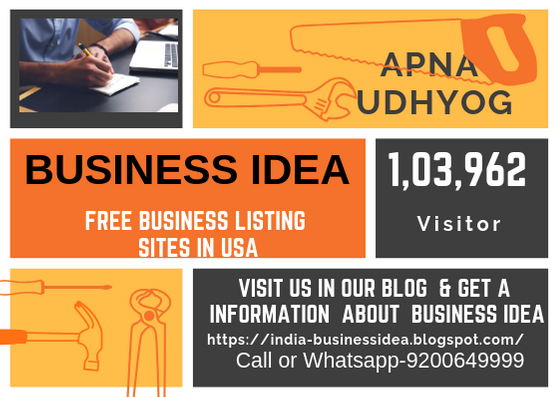Free Business Listing Sites in USA ~ Business Idea