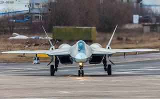 Jet Tempur PAK FA Tahap II