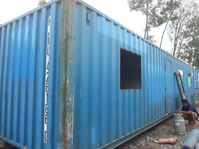 Gia Công, Thiết Kế Container Văn Phòng Tại Đồng Nai