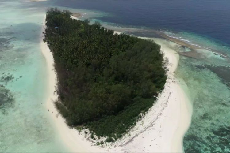 Foto : Ilustrasi Jual Beli Pulau