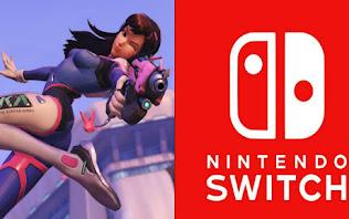 [Overwatch] Overwatch ra mắt trên Nintendo Switch - Những điều bạn cần biết