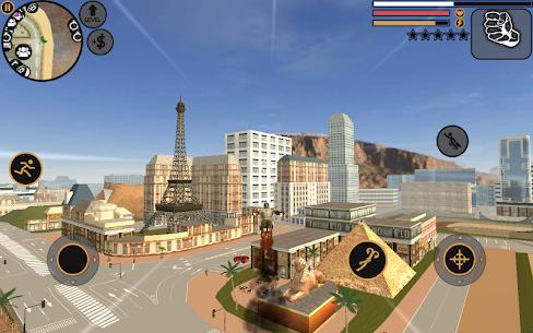 تحميل لعبة Vegas Crime Simulator مهكرة للاندرويد