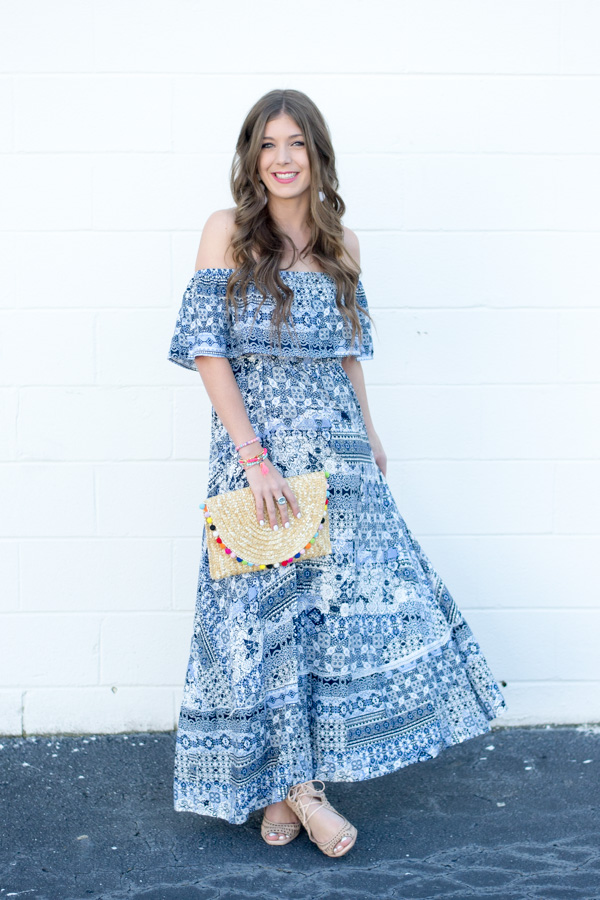 Vacation Vibes Maxi Dress