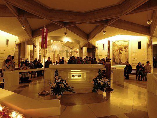 Kościół Relikwii.