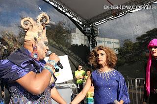 IMG 9884 - 13ª Parada do Orgulho LGBT Contagem reuniu milhares de pessoas