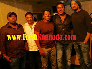 Puneeth and Sudeep Team
