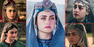 Halima Sultan of Ertugrul expressed Her desire to visit Pakistan   Who wants to Meet