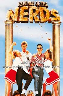 La Venganza De Los Nerds [1984]  Full HD 1080P Latino–Ingles[Google Drive] LachapelHD