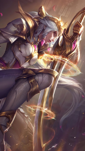 Diana League Of Legends