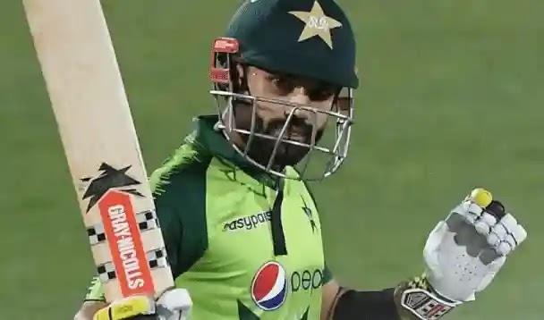 Rizwan Inches Closer to Babar Azam and Virat Kohli in T20I Rankings