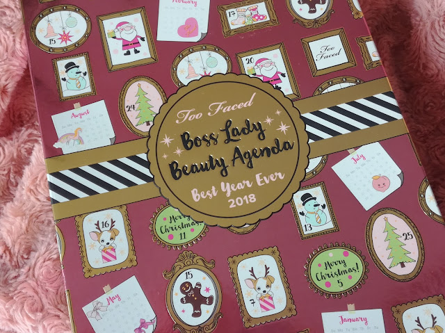 Palette Boss Lady Beauty Agenda de Too Faced