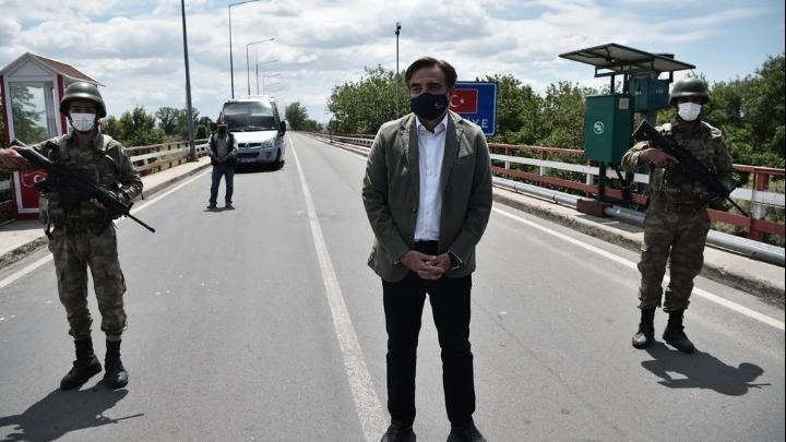 Μ. Σχοινάς: Το σύνορο στον 'Εβρο είναι ευρωπαϊκό, που θα φυλάσσεται