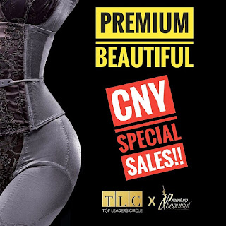 promosi premium beautiful