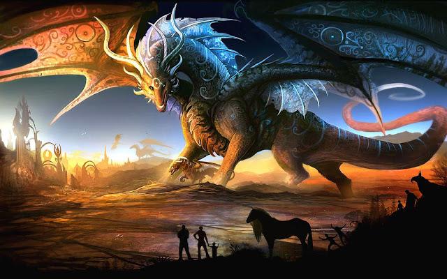 La Magia Ancestral - Dragón