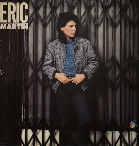 Eric Martin st 1985 aor melodic rock