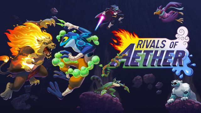 Rivals of Aether v2.0.0 NSP XCI NSZ For Nintendo Switch