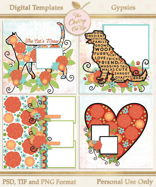 Gypsies Templates