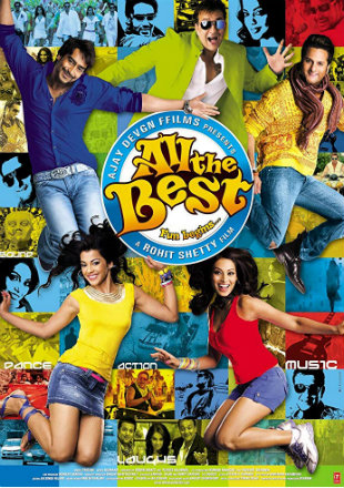 All the Best: Fun Begins 2009 Full Hindi Movie Download