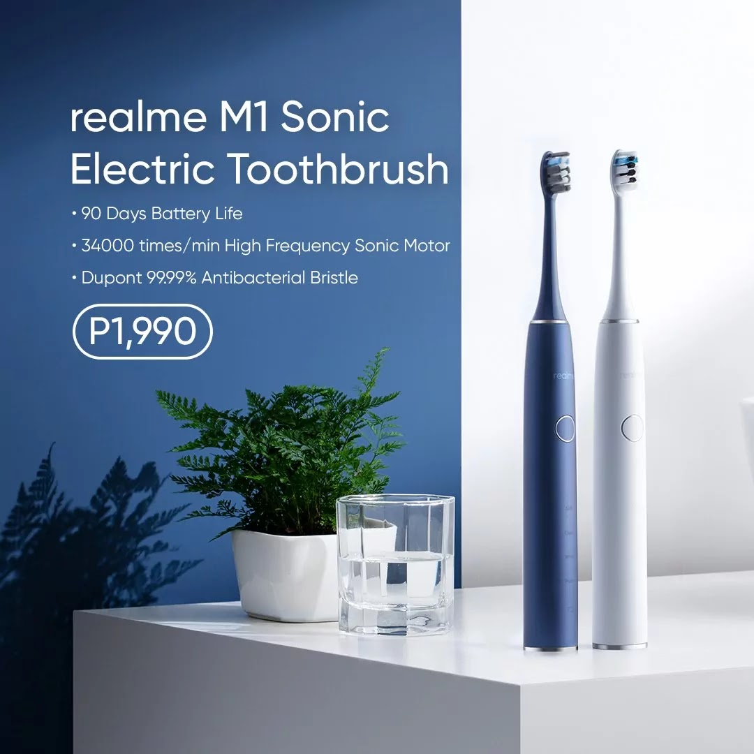realme M1 Sonic Electric toothbrush