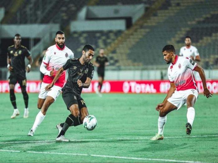 مشاهدة ملخص مباراة الوداد الرياضي 0-2 الأهلي بتاريخ 2020-10-18 دوري أبطال أفريقيا