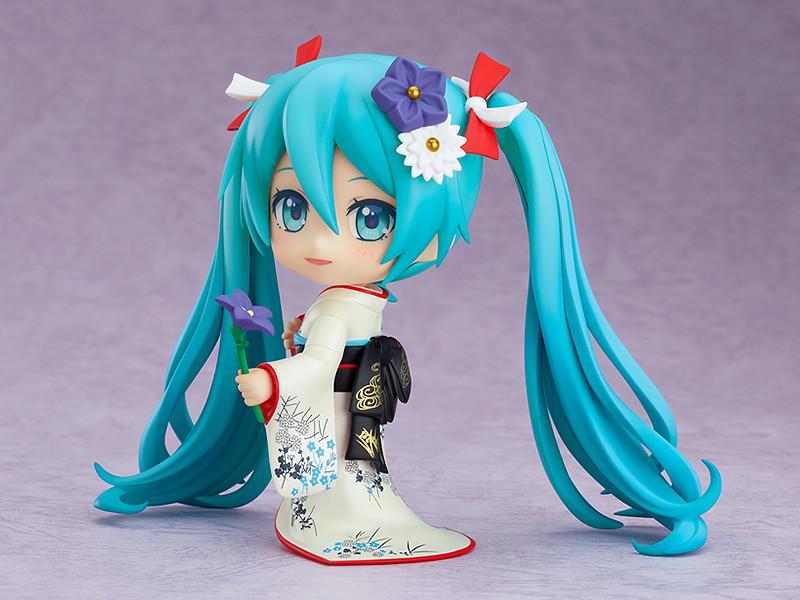 Figuras: Nendoroid Hatsune Miku: Kōrin Kimono Ver. - Good Smile Company