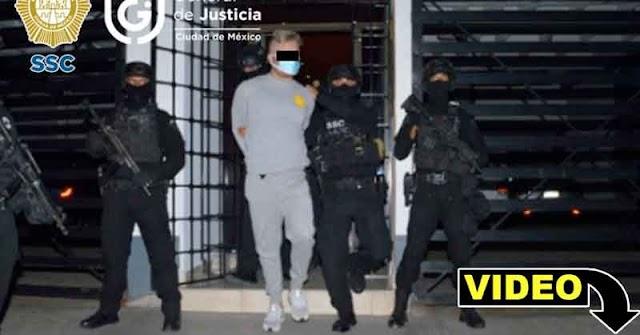 Venezolano capturado en México por hacerse pasar por Médico Cirujano