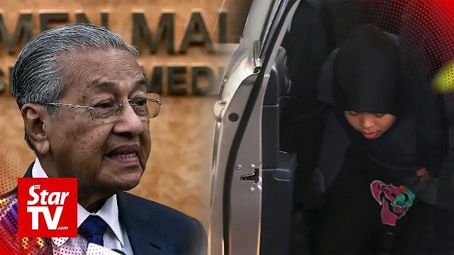 Ini Video PM Mahathir Bantah Dilobi Indonesia untuk Bebaskan Siti Aisyah